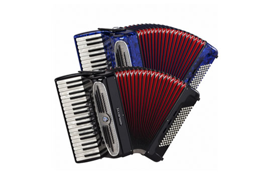 Giulietti-M-37 accordion